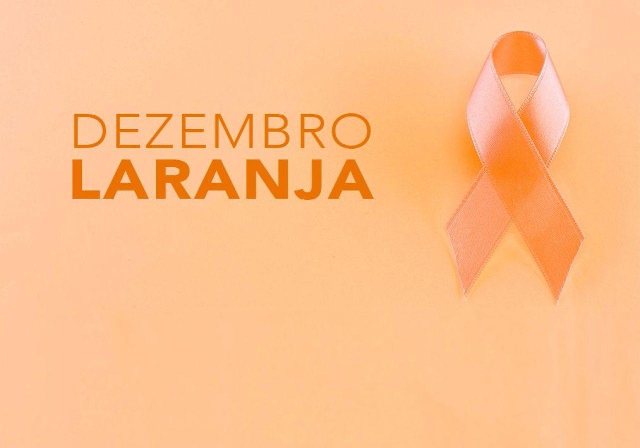 Dezembro Laranja – mês de prevenção do câncer da pele